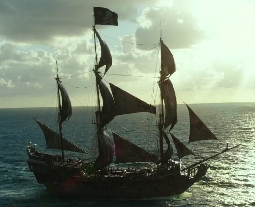 Pirates of the Caribbean: The Curse of the Black Pearl – Things You Never Knew About The Black Pearl