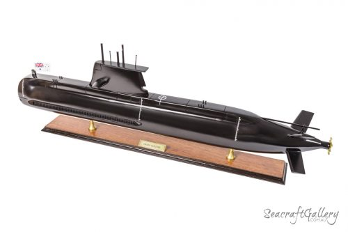HMAS Collins SSG 73 submarine model