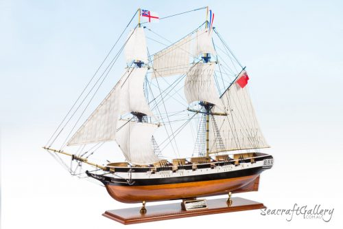 HMS Bold Model Ship
