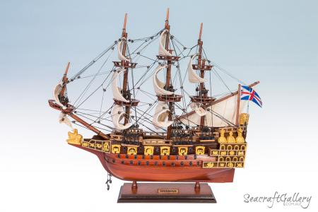 Souvereign of the Seas model ship 45cm