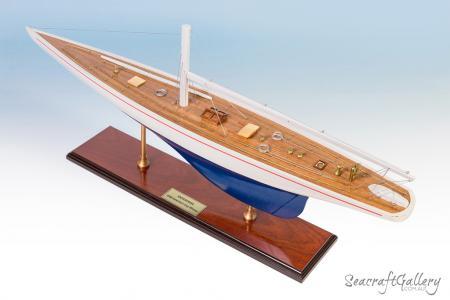 Enterprise model racing boat