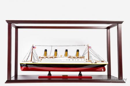 Titanic model cruise ship SG