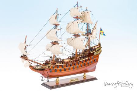 Handcrafted wooden Wasa - Vasa model ships   Seacraft Gallery - Sydney