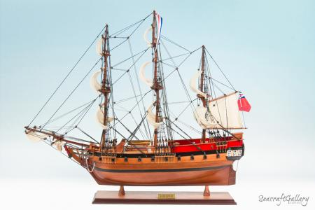 HMS Siriun 75cm Model ship 10