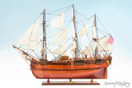 HMB Endeavour 95m Model ship 12