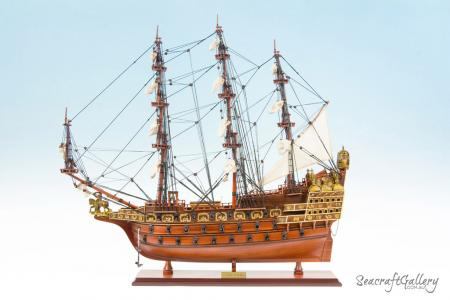 Sovereign of the Seas 95cm Model ship 10