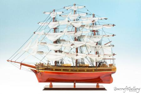 Cutty Sark 80cm Model ship 10