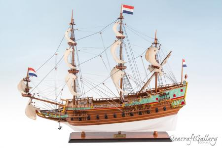 Batavia Model Ship 95cm | Wooden Model Ships for Sale | Seacraft Gallery