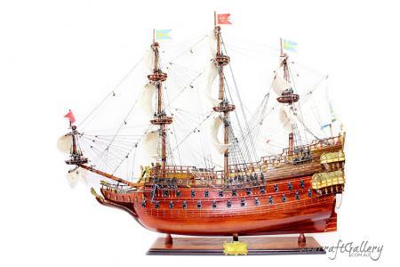 Wasa 95cm Model Ship 9||Wasa 95cm Model Ship 8||Wasa 95cm Model Ship 7||Wasa 95cm Model Ship 6||Wasa 95cm Model Ship 5||Wasa 95cm Model Ship 4||Wasa 95cm Model Ship 3||Wasa 95cm Model Ship 2||Wasa 95cm Model Ship 1