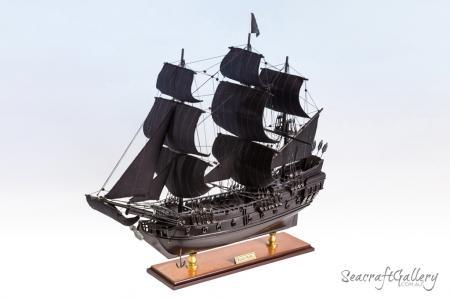 Black Pearl model ship 45cm