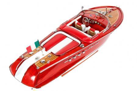 Riva 50cm model boat 1