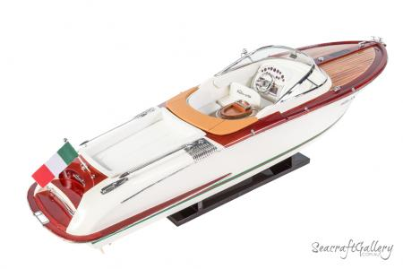 Riva Aquariva Gucci 70cm Model Boat | Model Boats for Sale Australia