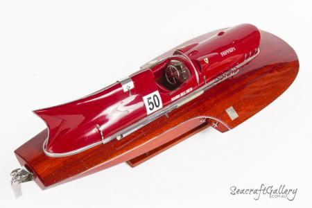Ferrari 90cm Model speed boat 9