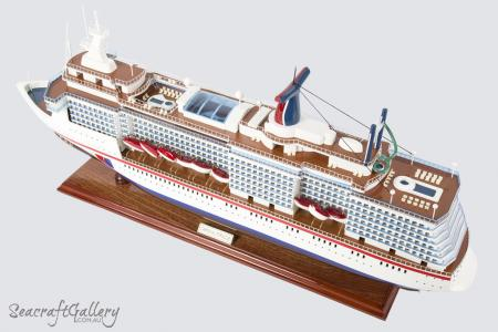 Carnival Miracle Model cruise 9