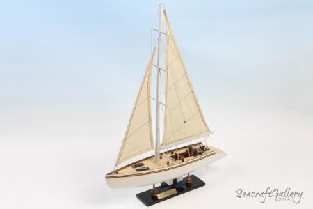 Australia II 60cm Model Sailing yacht 1