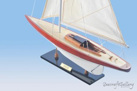 Dragon Model Sailing yacht 2