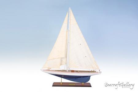 Enterprise sailboat model