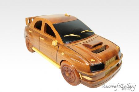 Subaru Model car 3
