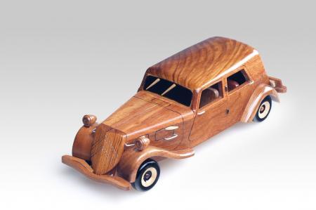 Citroen model car 3
