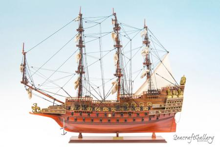 Sovereign of the Seas 95cm model ship 13