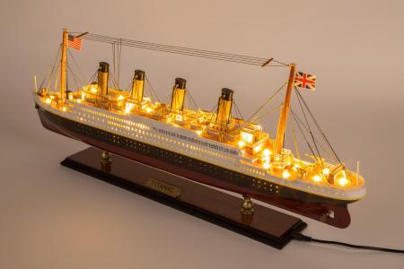 RMS Titanic 60cm lights (2)