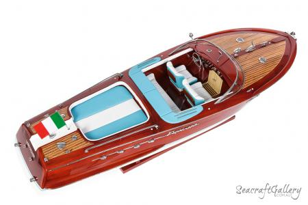Lamborghini 90cm model boat 5