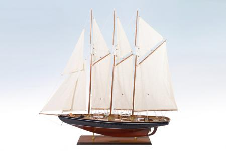 Atlantic model yacht 80cm