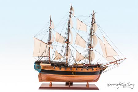 Investigator model ship 85cm 19