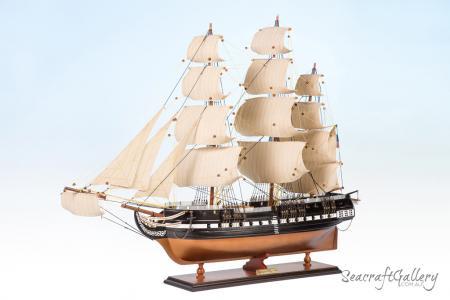 USS Constitution Models | Wooden model ships Australia | Seacraft Gallery