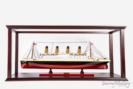display case for cruise ships||display case for cruise ships||Display cabinet for motor yacht model||Display cabinet for motor yacht model||